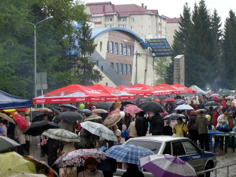 День Победы. Хотьково 9 мая 2012 года.