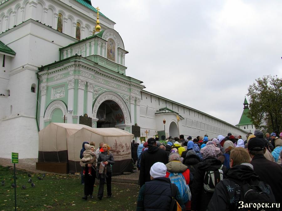 Пожар в Московской духовной академии ровно 30 лет назад